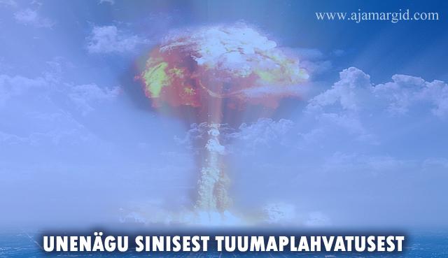 tuumapomm-tuumarelv-tuumaplahvatus