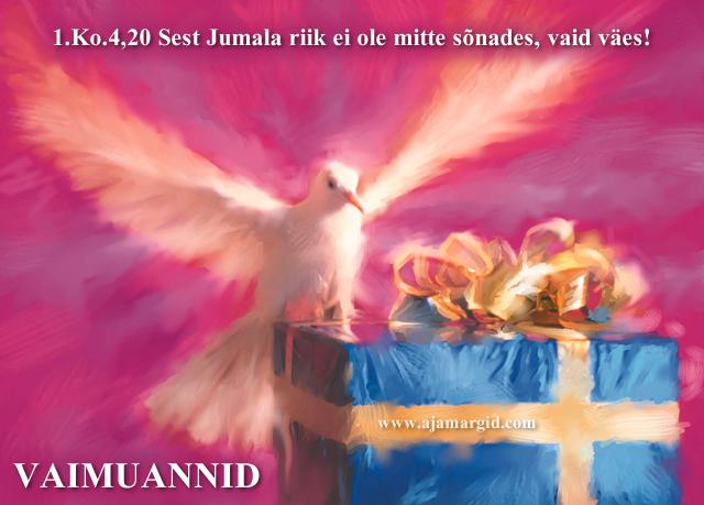 vaimuannid